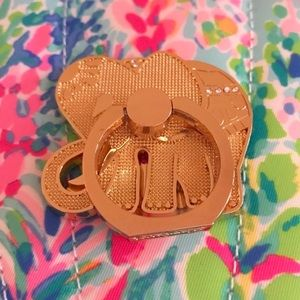 Lilly Pulitzer Accessories - NWT Lilly Pulitzer Phone Ring Pop Socket